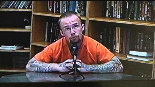Kolby David Schmidt, accused of two robberies last week