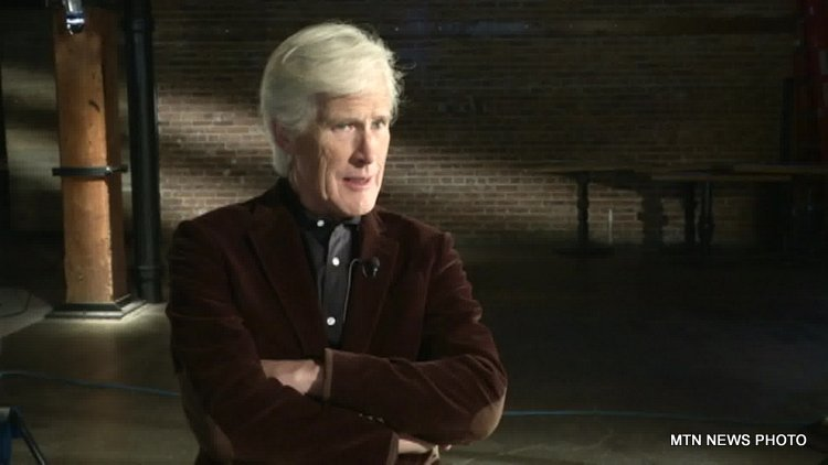"""Keith Morrison, the anchor for """"Dateline,"""" was in Montana in late 2015 to film and interview people involved with the case."""