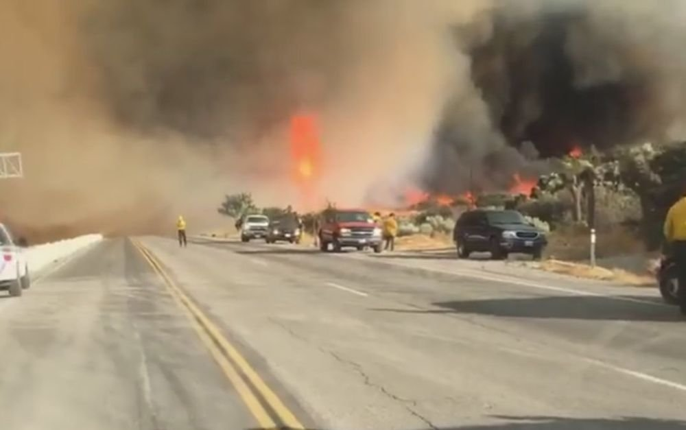 Credit: San Bernadino County Fire/YouTube