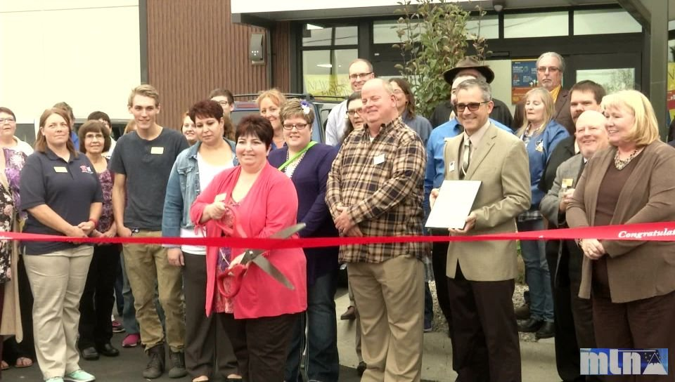 Helena Goodwill celebrates opening of new store
