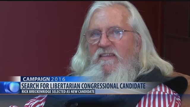 New U.S. House Candidate Requires Late Ballot Correction