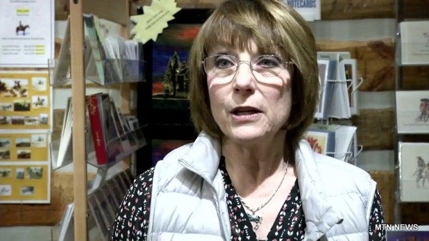 Ellen Baumlerof the Montana Historical Society