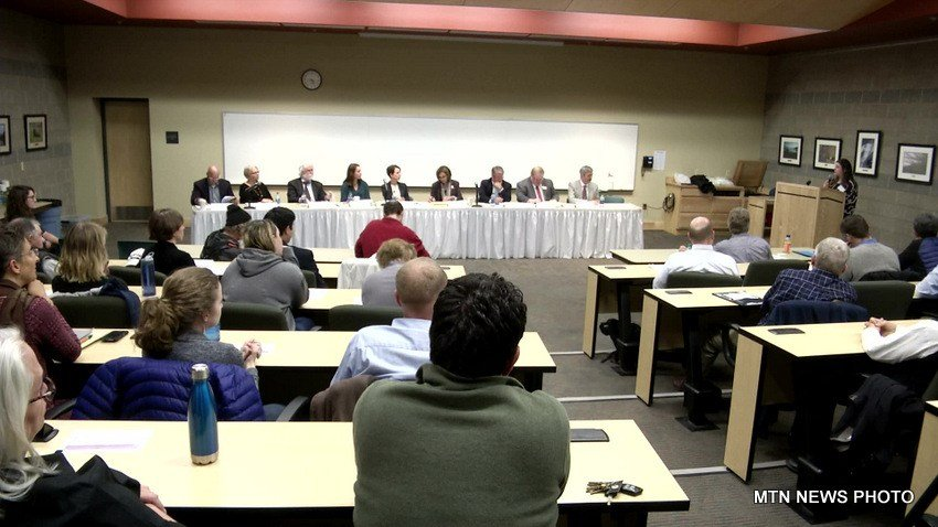 """Access To Justice"" Commission hosts forum"