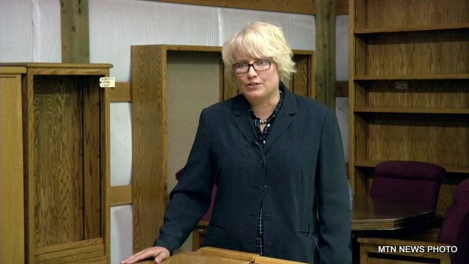 State & Federal Surplus Manager Tama Lutsko