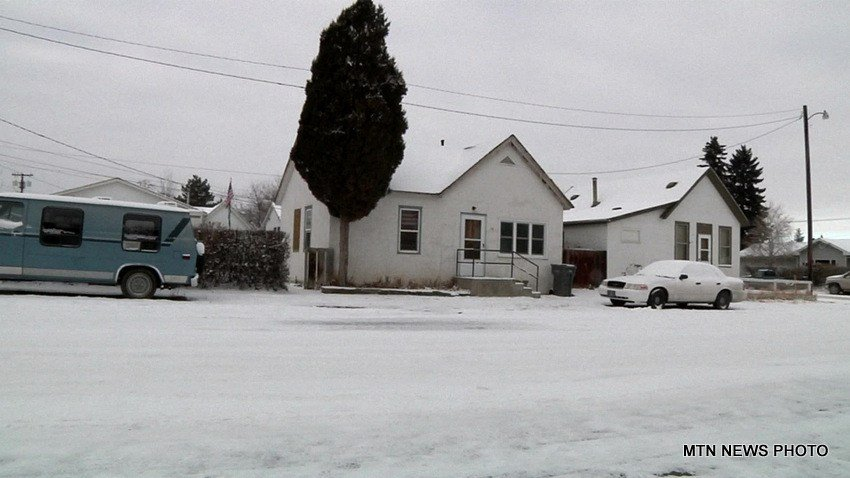 The bodies were found at a home on Morton Avenue North on Monday.
