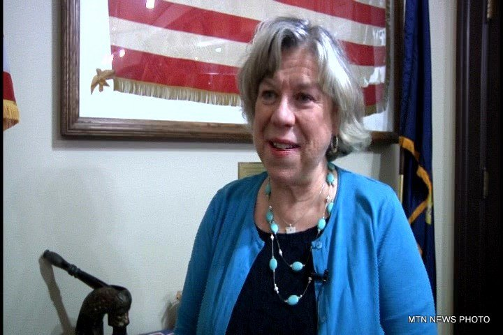 Secretary of State Linda McCulloch