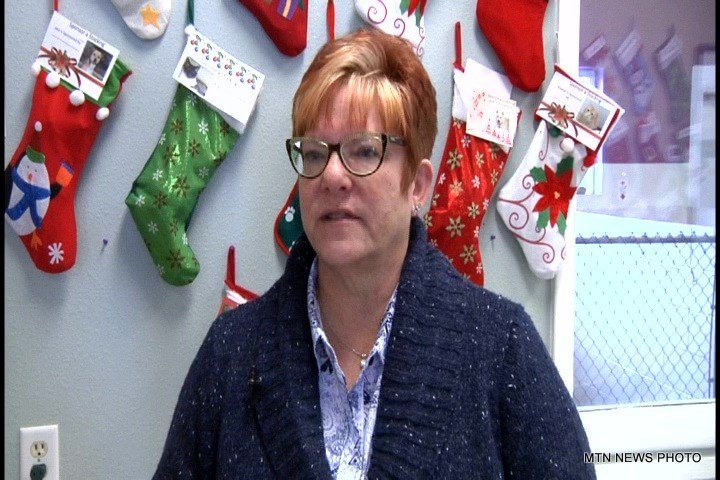 Lewis & Clark Humane Society director Gina Wiest