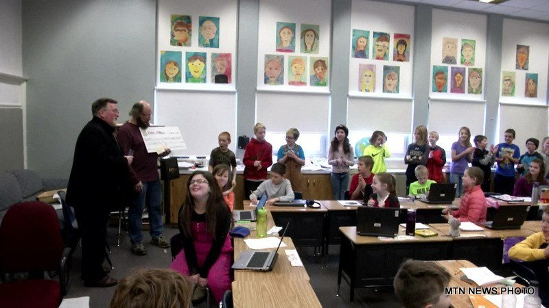 One Class At A Time: Hawthorne Elementary School