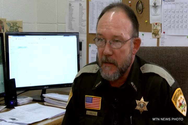 Jefferson County Sheriff Craig Doolittle