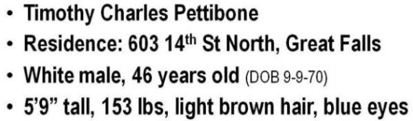 Pettibone Tier 3 Sexual Violent Offender address