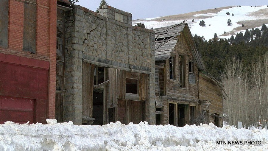 Residents were worried about damage they had seen to some of the historic structures in Marysville.