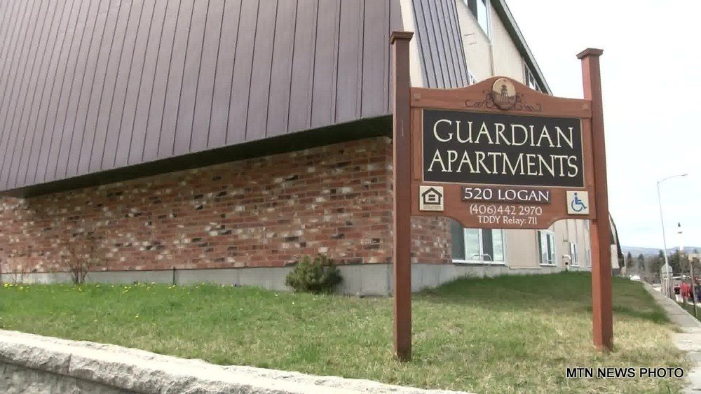 The managers of the Guardian Apartments recently completed a full renovation of their facilities.