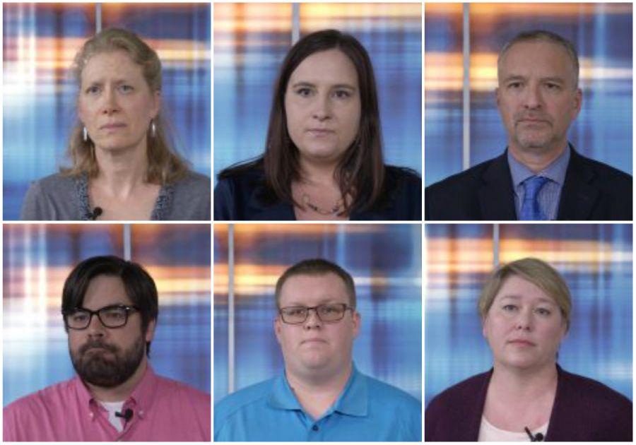 Six candidates are running to fill the open seats:Pam Attardo, Annie Hanshew, Jeff Hindoien, Luke Muszkiewicz, Jason Pettit, and Erin Turner.