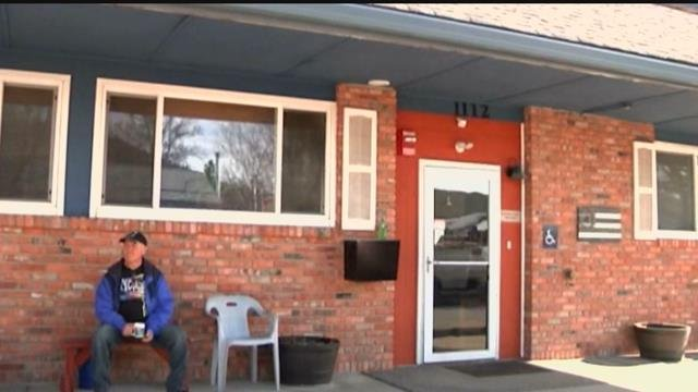 A homeless living facility for military veterans in Helena will officially close and the residents there will be forced to find a new place to go.