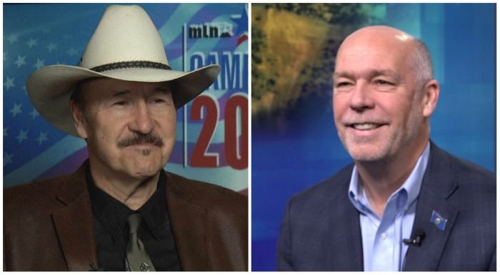 Rob Quist and Greg Gianforte