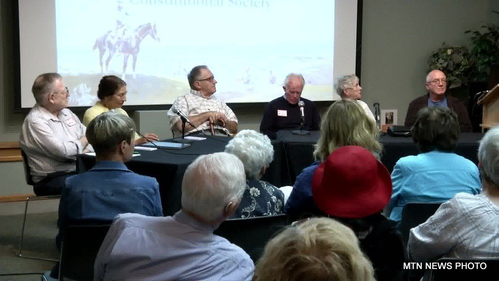 Delegates meet to celebrate anniversary of Montana's Constitutional Convention