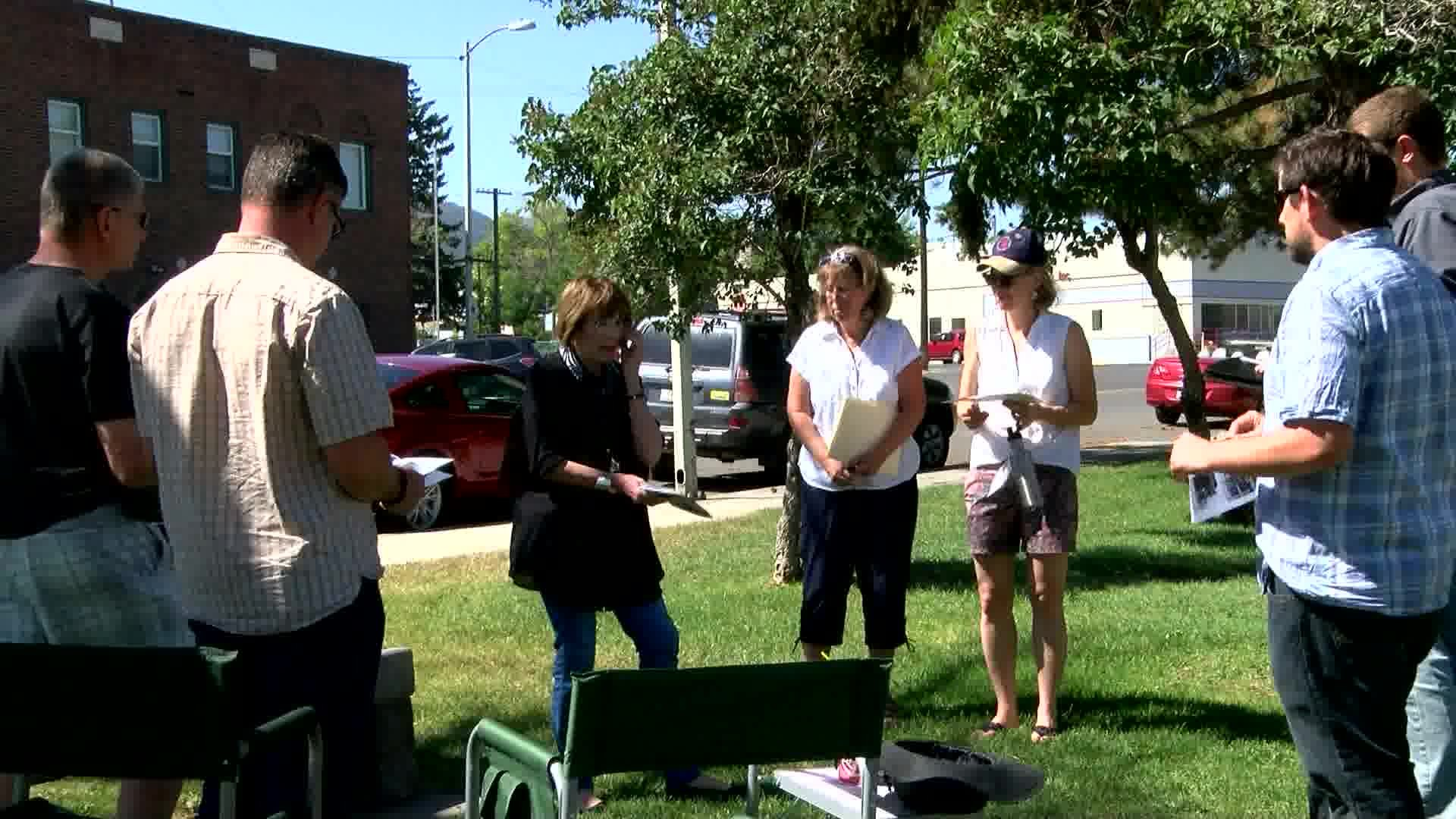 Sixth Ward Neighborhood Association hosts tour