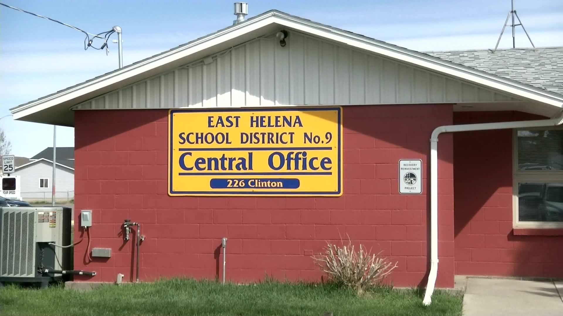 East Helena School District Building