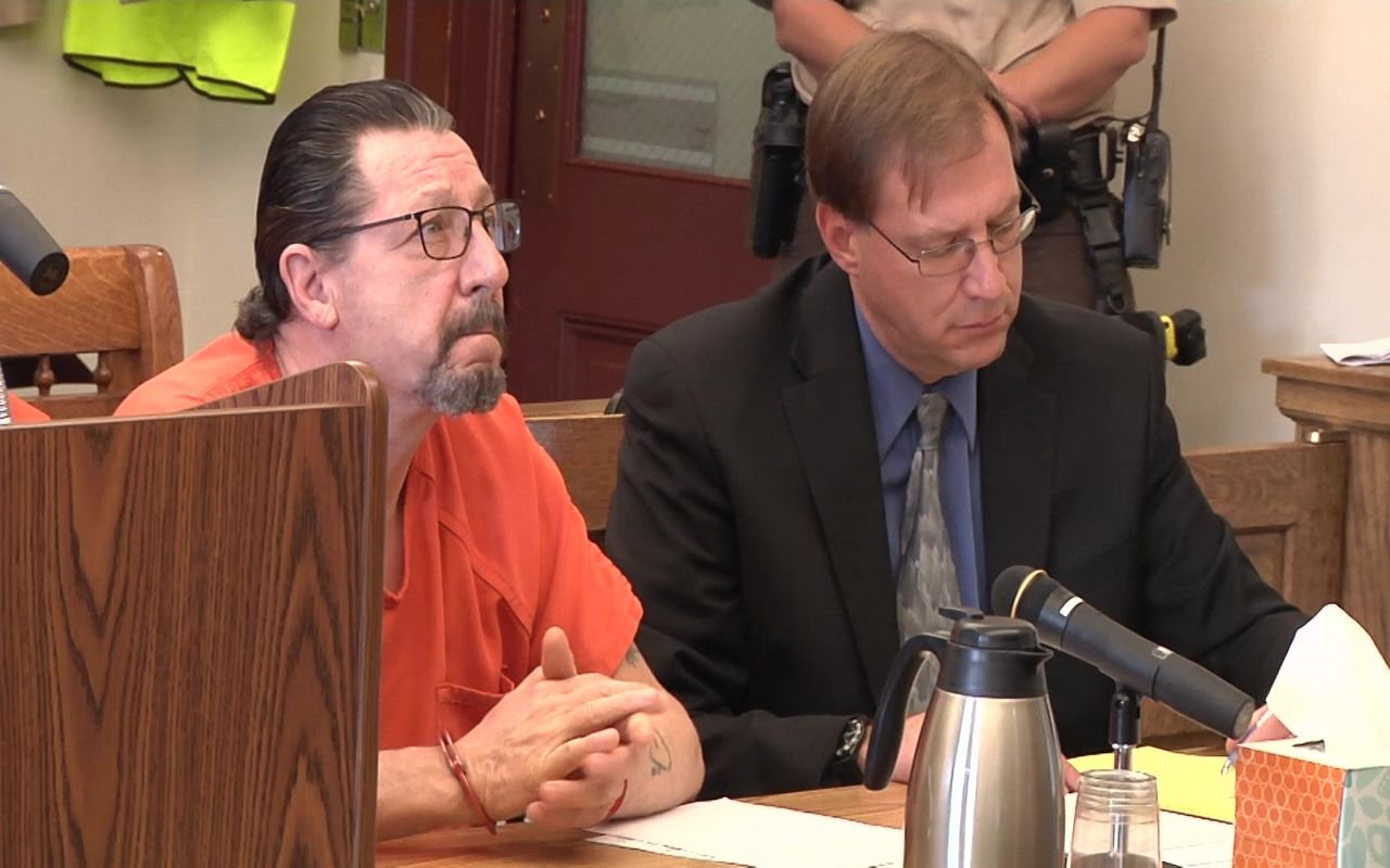 Ronald Joseph Champagne, found guilty by a jury in June, was sentenced on Thursday in Helena.
