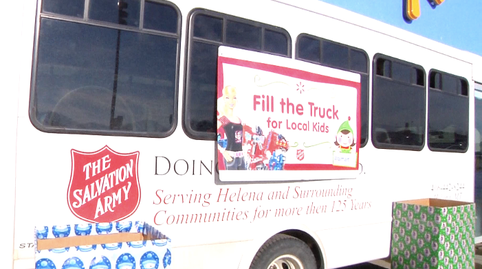 Fill A Truck 2017 Toys For Tots : Fill the truck event gathers toys for helena kids in need