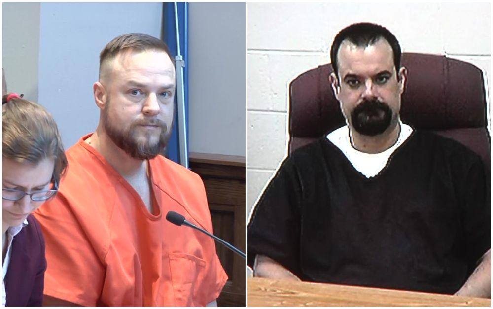 Johnston sentenced for criminal endangerment; Hansen sentenced for casino robbery
