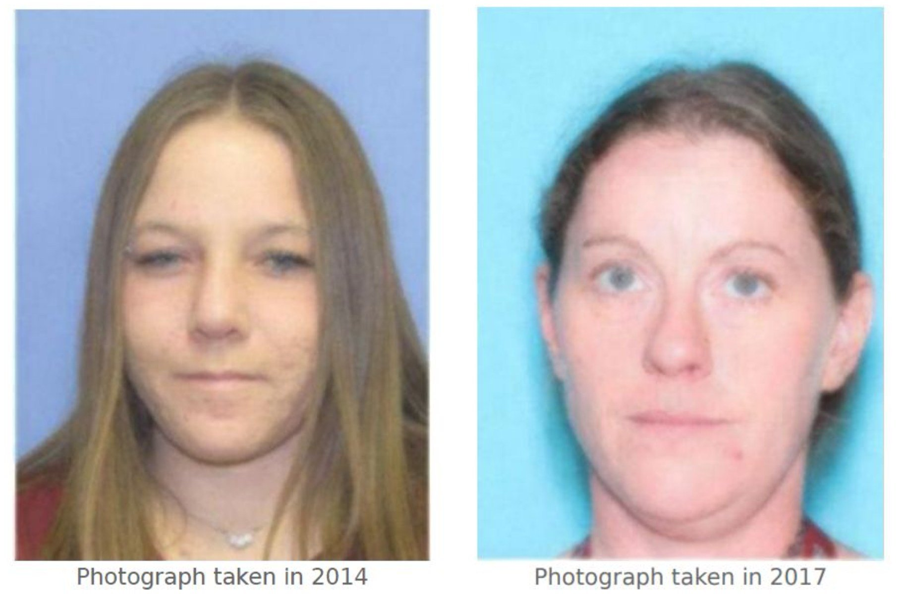The FBI says it is searching for Jamie Milsten and Melissa Shurtliff