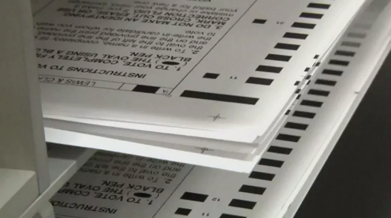 To use new voting machines in primary elections