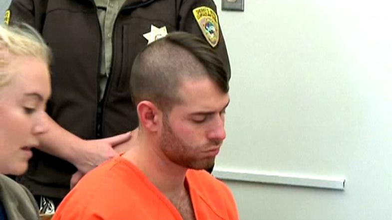 Troy D Hemen, court image
