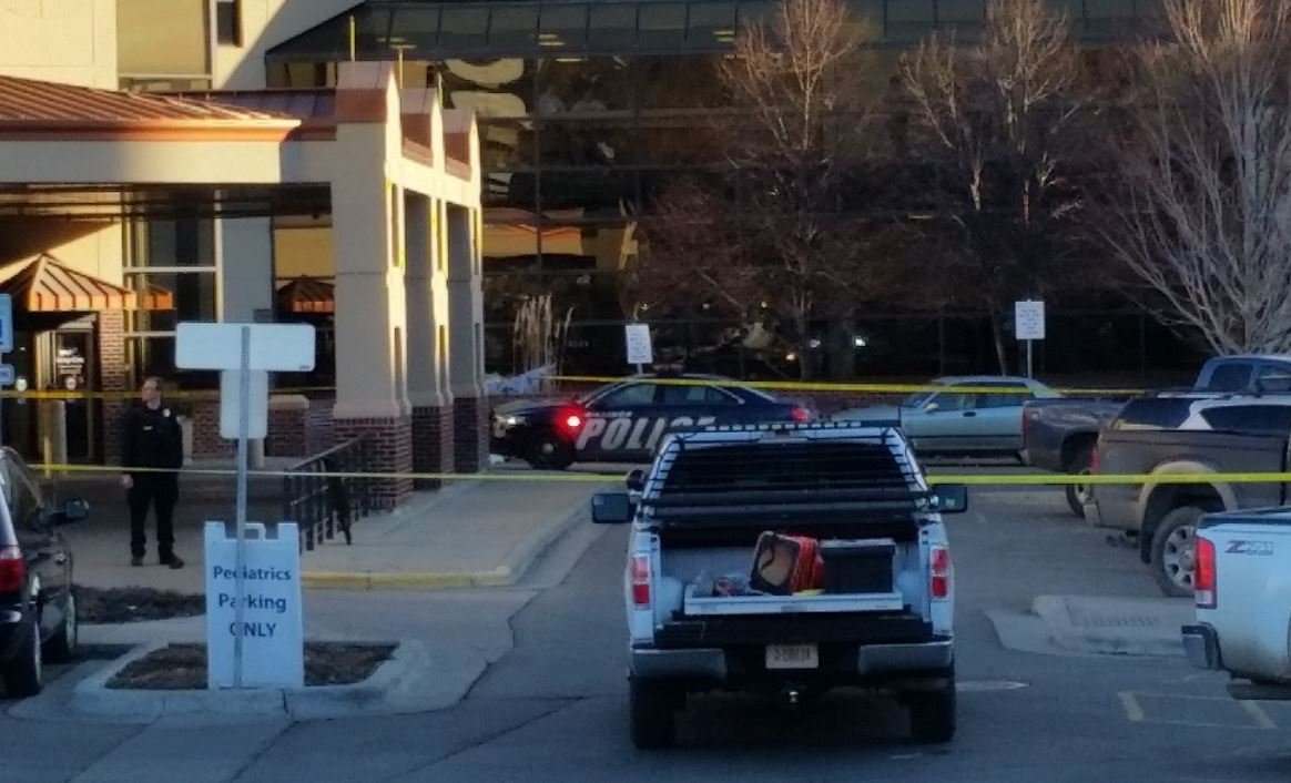 Billings Shooting Scene