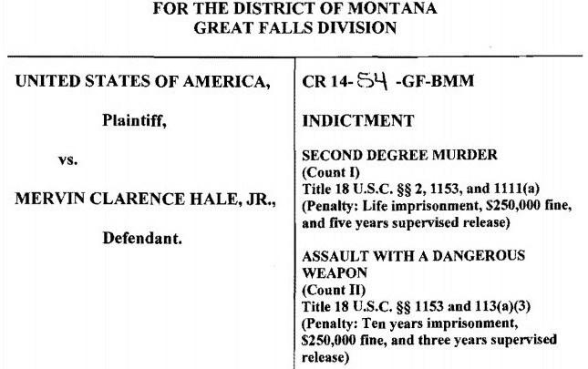 Hale Court Documents