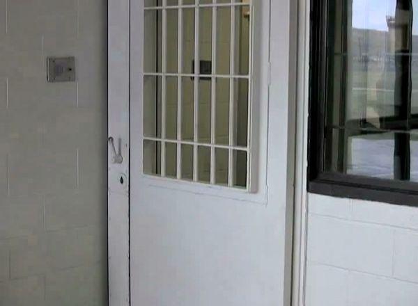 Prison door image