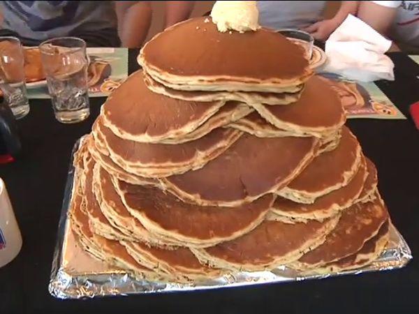 National Free Pancake Day