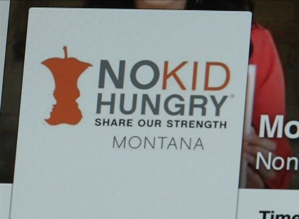 No Kid Hungry reports that 1 in 5 children in Montana are hungry or food insecure