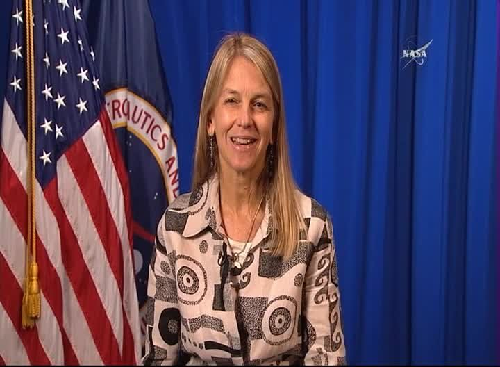 Dr. Dava Newman, a graduate of Capital High School in Helena, was confirmed in April 2015 by the U.S. Senate to be the new deputy administrator of the National Aeronautics & Space Administration. (MTN News photo)