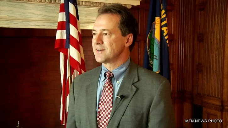 Gov. Steve Bullock