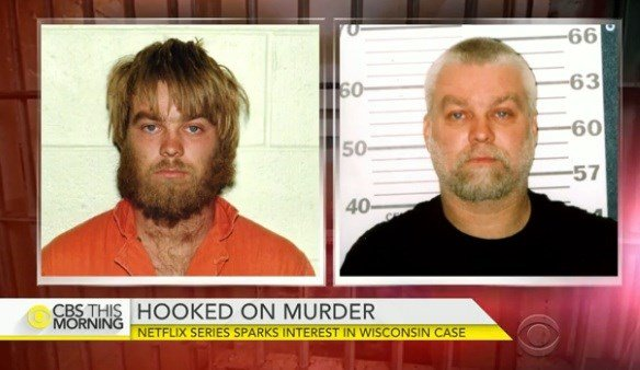 The series focuses on Steven Avery, who has a lengthy rap sheet but spent 18 years in prison for a rape he didn't commit.