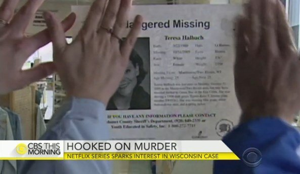 """The new Netflix series """"Making a Murderer"""" is raising questions about the high-profile Wisconsin murder case of Teresa Halbach."""