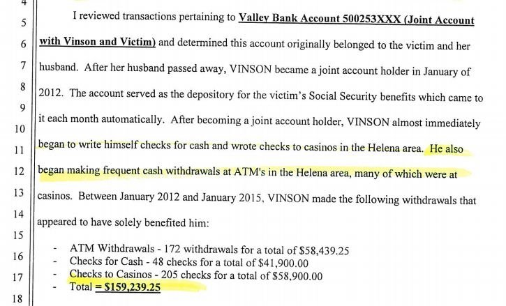 What services does the Valley Bank of Helena offer?