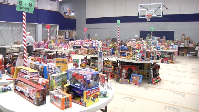 Toys For Tots Pickup : Toys for tots pickup begins on tuesday ktvq q