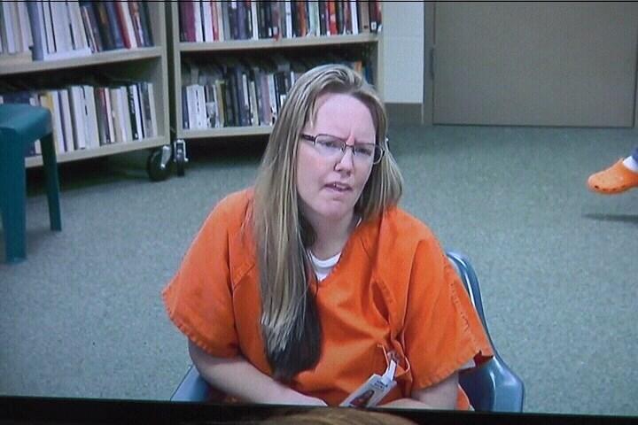 Katlyn Dedycker appears in court