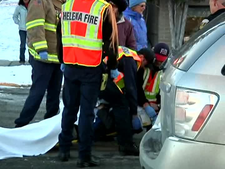 Pedestrian hit by car in helena krtv news in great falls for Helena motors helena montana